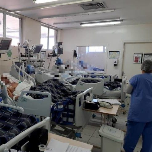 Norte: região enfrenta escassez de médicos e leitos nos hospitais