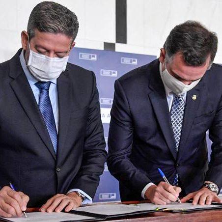 Lira e Pacheco querem aprovar reforma tributária em até 8 meses