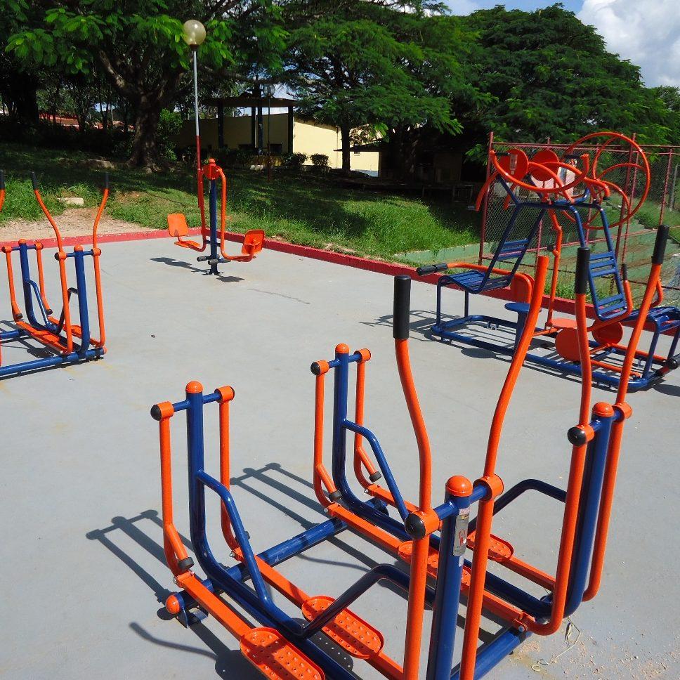 Rio pode ter programa de estágio em academias de praças públicas