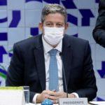 Lira defende voto impresso em evento com Bolsonaro