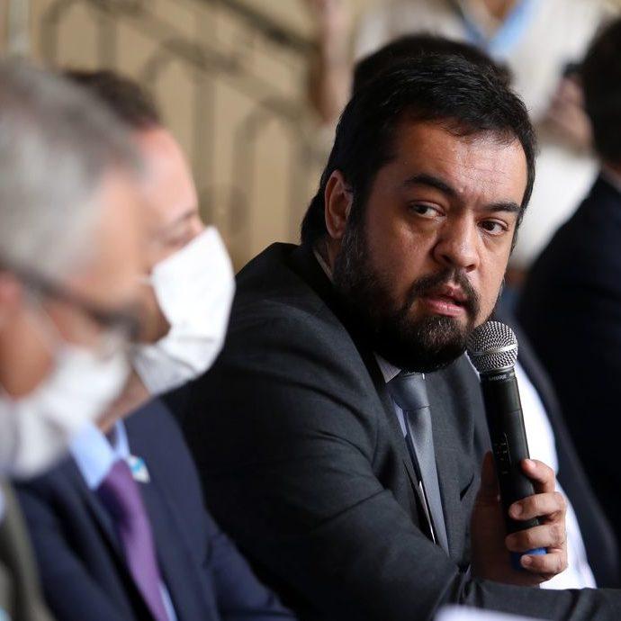 Governador do RJ apresenta plano de governo para 2021