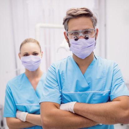 Cirurgiões-dentistas poderão auxiliar em testagem do coronavírus
