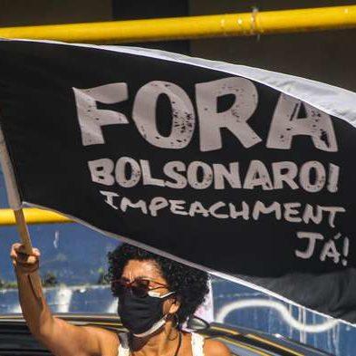 Protestos contra Bolsonaro são registrados em cidades do País