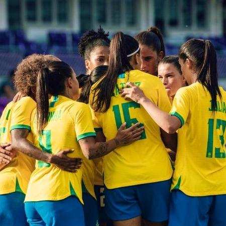Seleção feminina perde para os EUA apesar do bom futebol