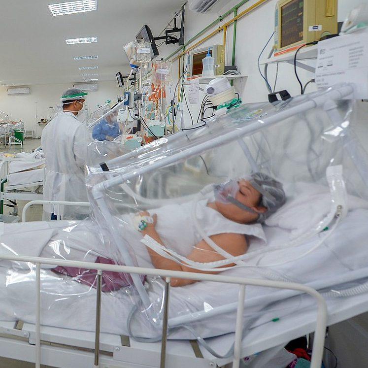 Internações caem no RS e SC tem 11 mortes à espera de UTI