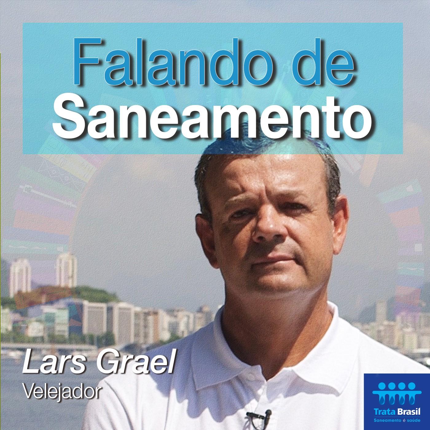 Lars Grael critica ausência de saneamento por anos no Brasil