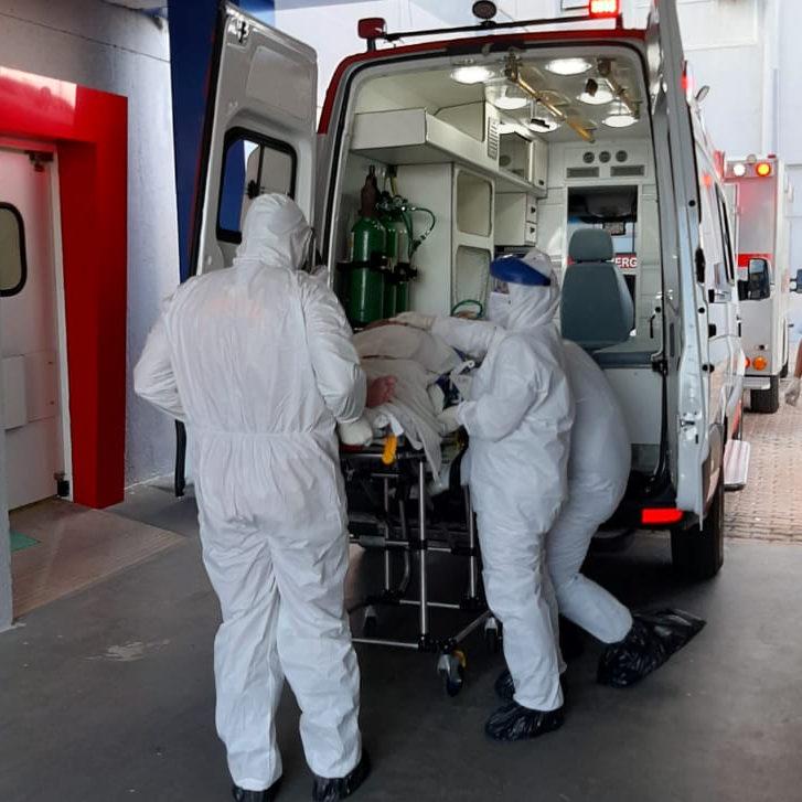 Médico baiano alerta que pessoas vão morrer em ambulâncias