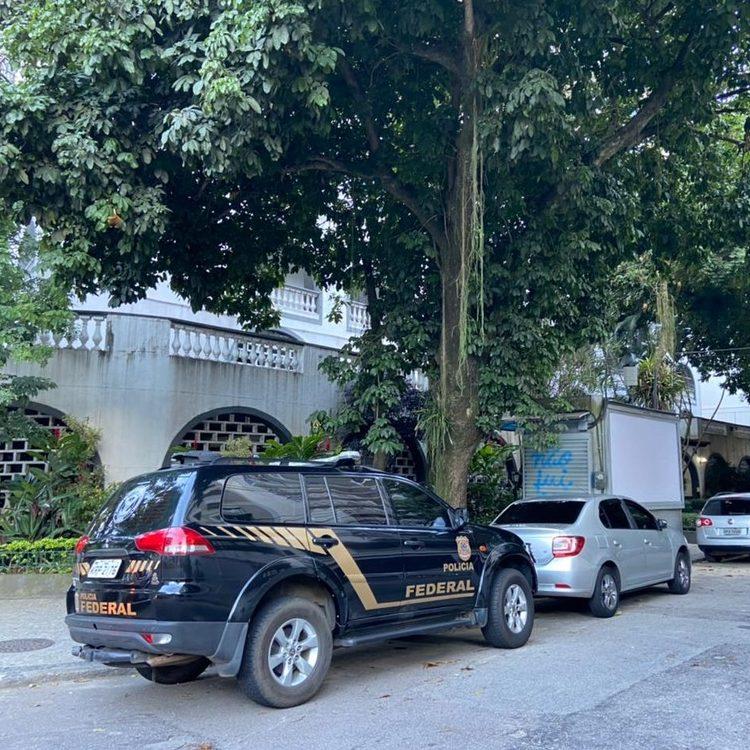 PF prende 4 desembargadores do TRT-RJ por suposta corrupção