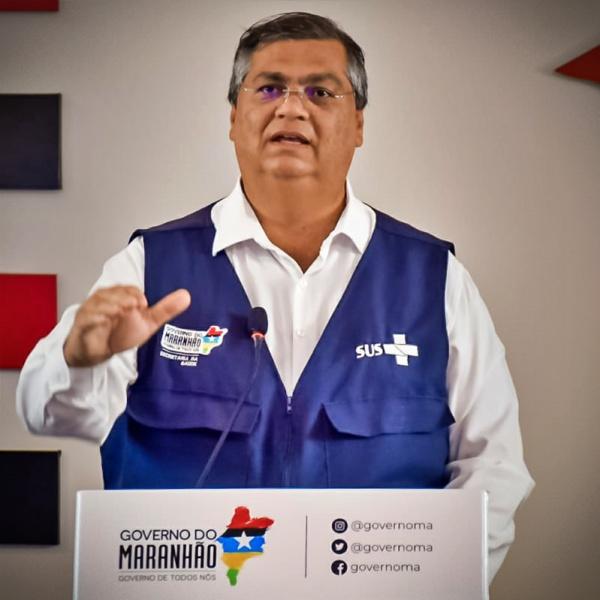 Governador MA cobra coordenação nacional na distribuição de vacinas