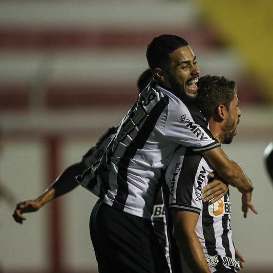 Atlético-MG vence e mantém 100% de aproveitamento