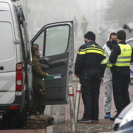 Bomba explode em centro de testes de Covid-19 na Holanda