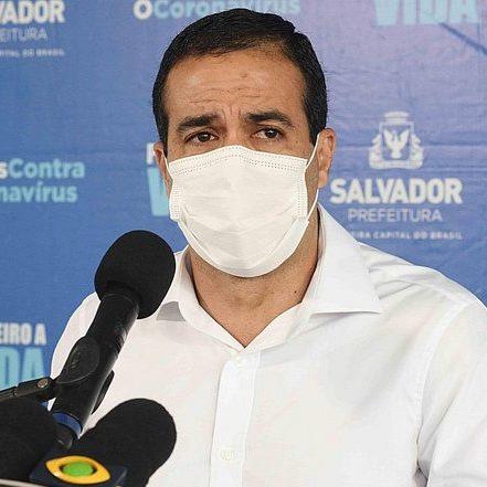 Salvador amplia medidas de restrição por mais 48 horas