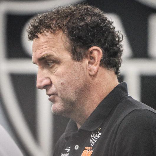 Cuca está de volta ao comando técnico do Atlético-MG