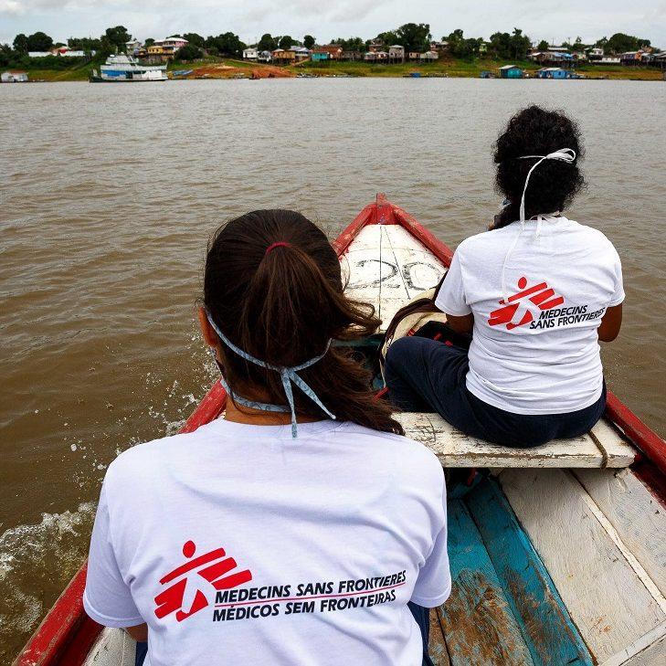 Médicos Sem Fronteiras reforça atendimento na região Norte