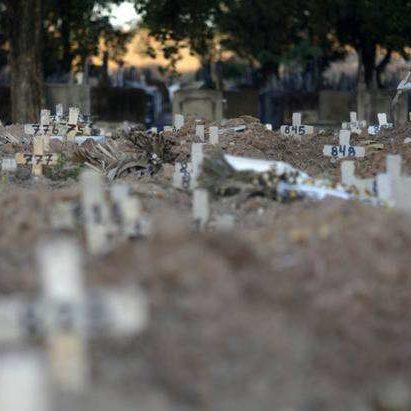 Balanço aponta mais 2,3 mil mortes causadas pela Covid no Brasil
