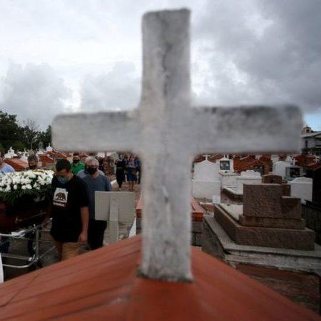 Brasil ultrapassa 487 mil mortes por Covid-19