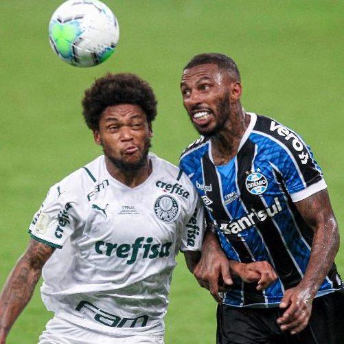 Palmeiras e Grêmio finalizam preparação para grande decisão