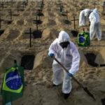 País registra mil mortes por Covid-19 e 40 mil pessoas infectadas