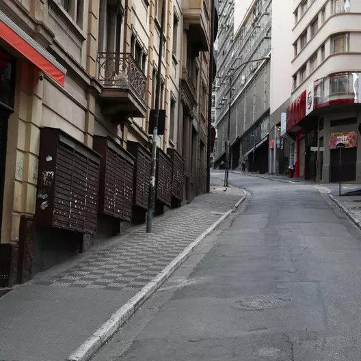 Estado de SP bate recorde de mortes durante a pandemia da Covid-19