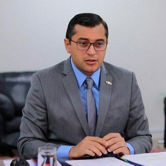 Governador do Amazonas é denunciado por crime na Pandemia