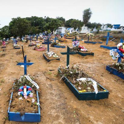 Brasil chega a 400 mil mortes por Covid-19 com má perspectiva