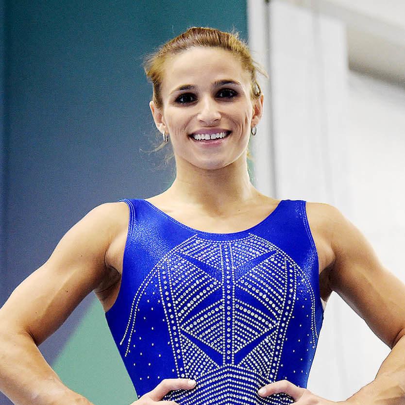 Entenda como a pandemia mudou os planos da ginasta Jade Barbosa