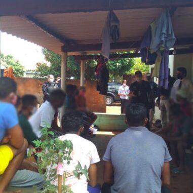 Trabalho escravo: 22 pessoas são resgatadas em fazenda de cana