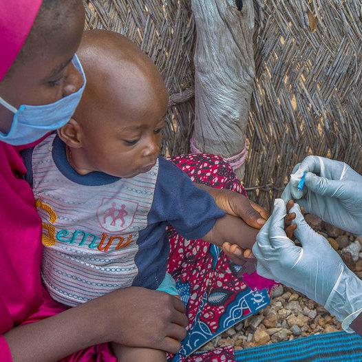 Vacina contra malária imuniza 650 mil crianças em três países africanos
