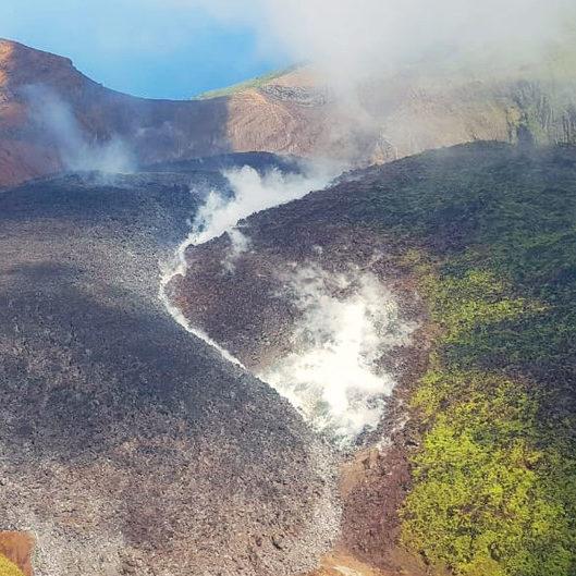 Agência mobiliza ajuda para São Vicente e Granadinas após erupção de vulcão