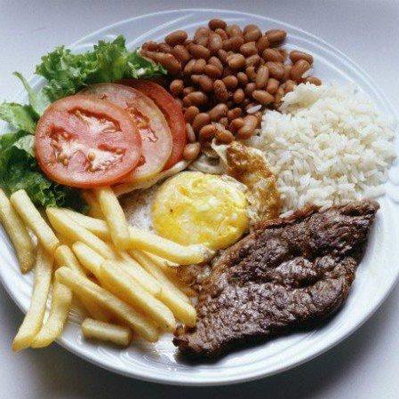 Preço do prato feito sobe 23% nos últimos 12 meses