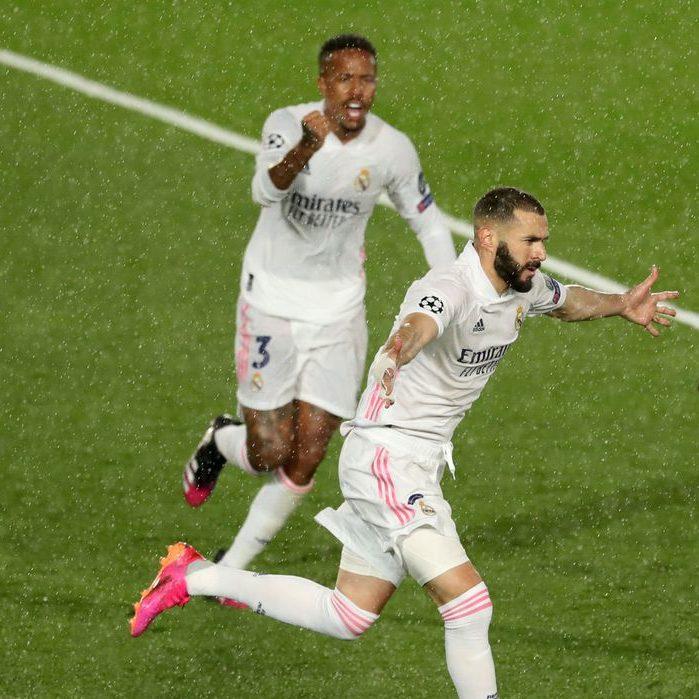 Liga dos Campeões: Real Madrid e Chelsea empatam no jogo de ida na Espanha
