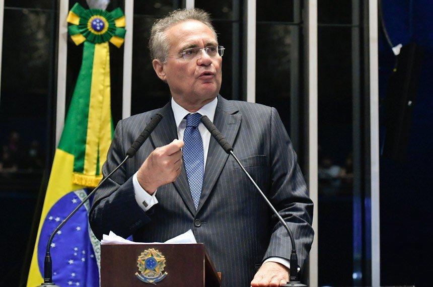 Derrubada liminar que tirava Renan da relatoria da comissão