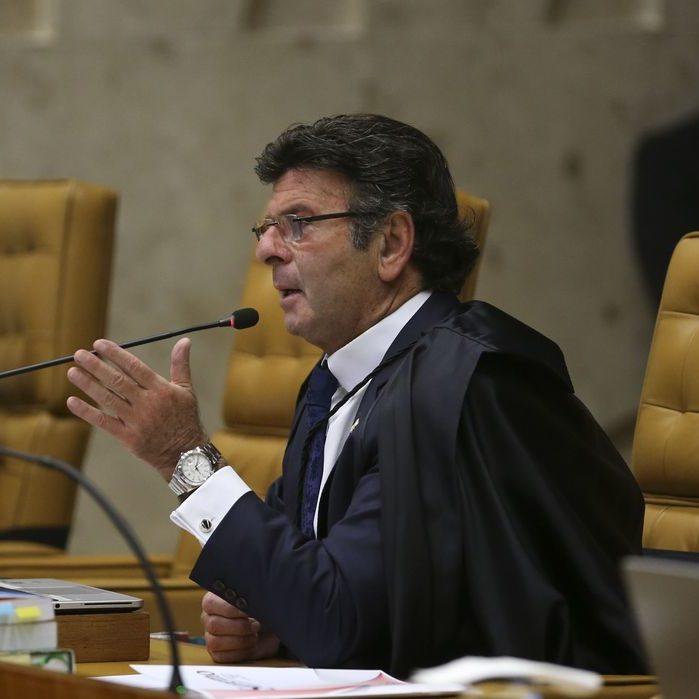 Luiz Fux: temos instrumentos para podar atos antidemocráticos