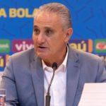 Seleção Brasileira: Tite diz que lista para Copa América está aberta
