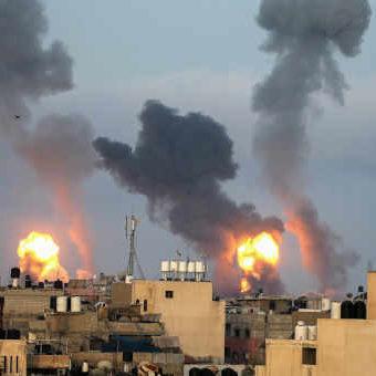 Novos ataques israelenses matam ao menos 33 palestinos