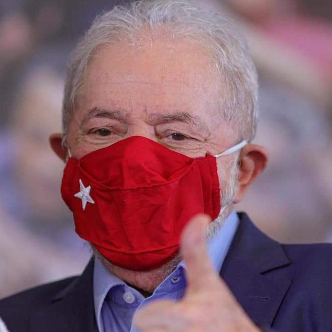 Datafolha aponta vantagem de Lula sobre Bolsonaro para 2022
