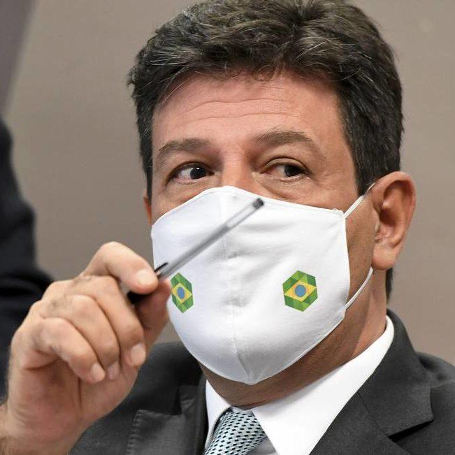 Mandetta diz que Bolsonaro queria alterar bula da cloroquina