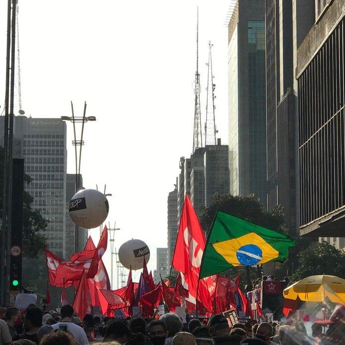 Fim de semana tem protestos contra Bolsonaro em todo país