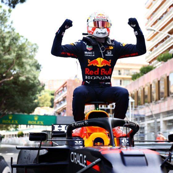 F1: Verstappen vence GP de Mônaco e é o novo líder do campeonato