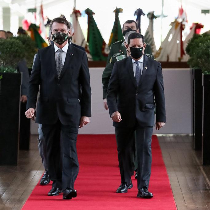 TSE autoriza quebra de sigilos em ações contra chapa de Bolsonaro