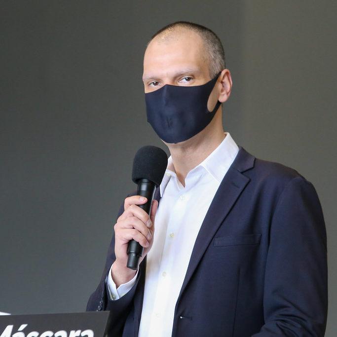 Bruno Covas tira licença da Prefeitura de SP para tratar câncer