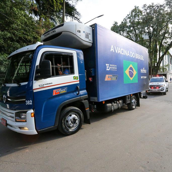 Butantan conclui entrega de 46 milhões de doses da CoronaVac