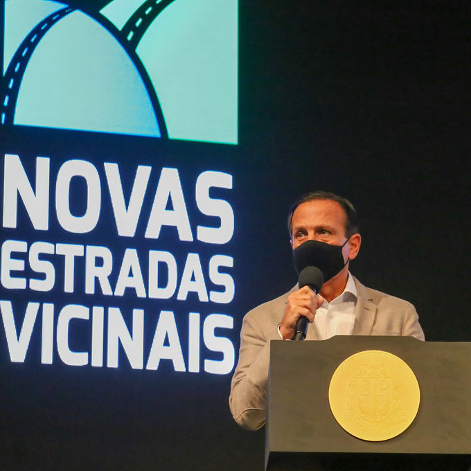 Cidades paulistas terão investimento em estradas vicinais