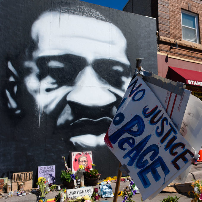 Manifestações nos EUA lembram um ano da morte de George Floyd