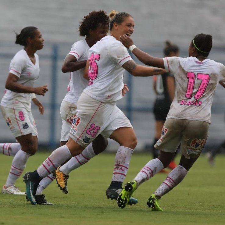 São Paulo e Santos dominam seleção da rodada do Brasileiro Feminino A1