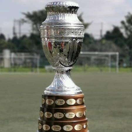 Conmebol divulga tabela da Copa América no Brasil