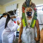 População indígena: 72% recebeu a segunda dose da vacina