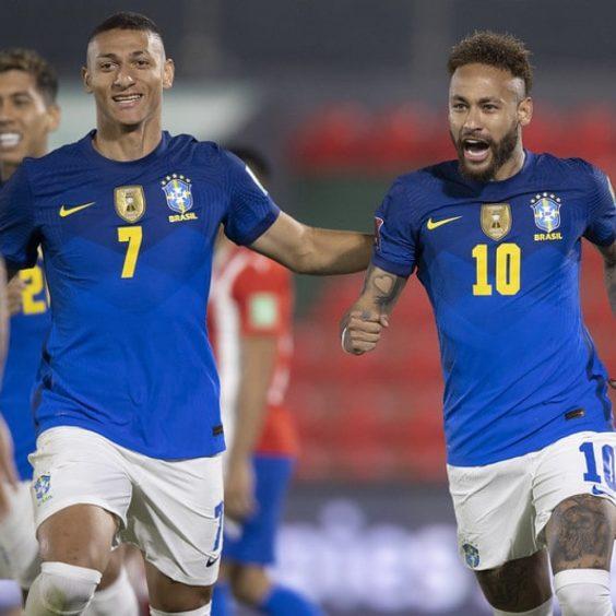 Seleção Brasileira: jogadores se posicionam sobre a Copa América após vitória contra o Paraguai