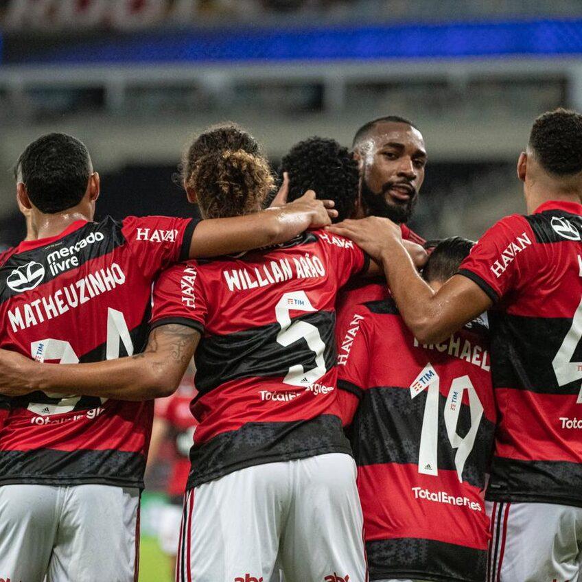 Copa do Brasil: Flamengo vence Coritiba e fica com a última vaga da terceira fase