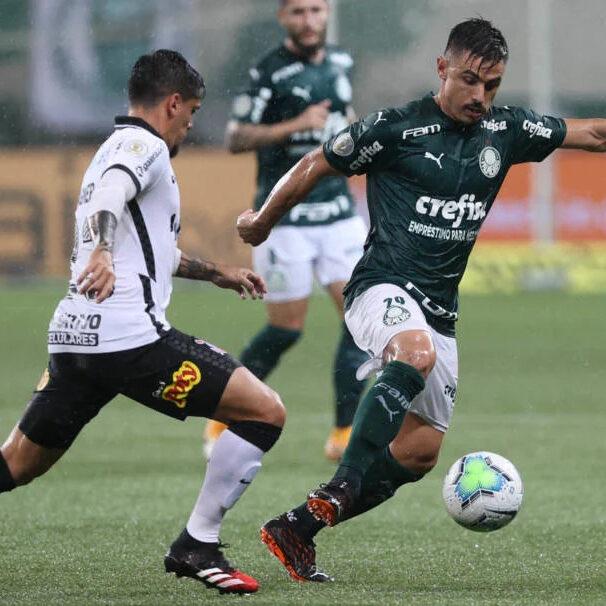 Brasileirão: Palmeiras e Corinthians empatam e técnicos reclamam do resultado